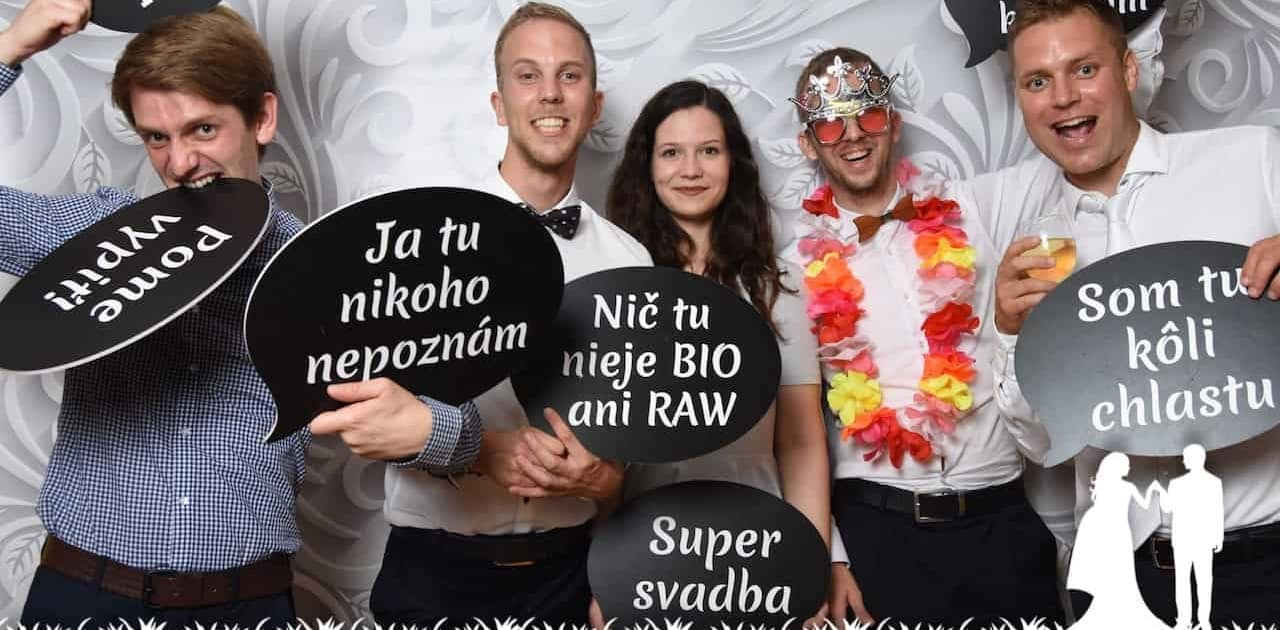 svadba s momentface